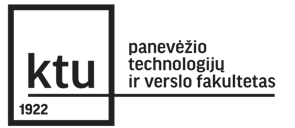KTU Panevėžio technologijų ir verslo fakultetas